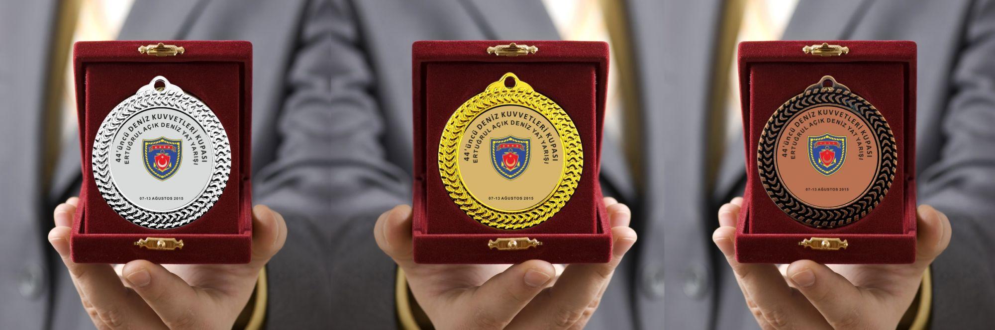 Baskılı Madalya