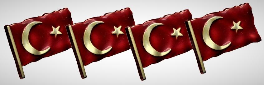 Türk Bayrak Rozeti
