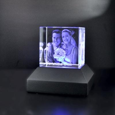 3d Kristal Fotoğraf 10