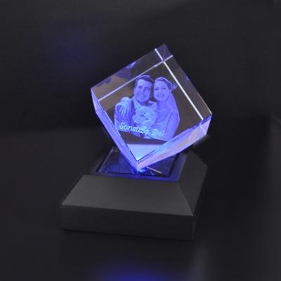 3d Kristal Fotoğraf 09