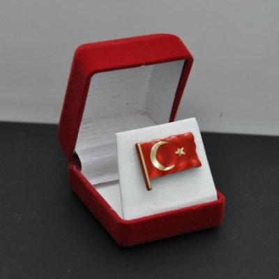 Türk Bayrak Rozet