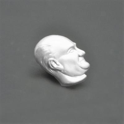 Atatürk Rozet Yan Gümüş