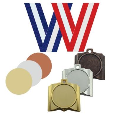 Boş Madalya 010 (100 Adet)