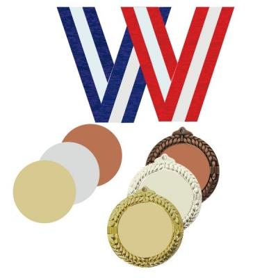 Boş Madalya 012 (100 Adet)