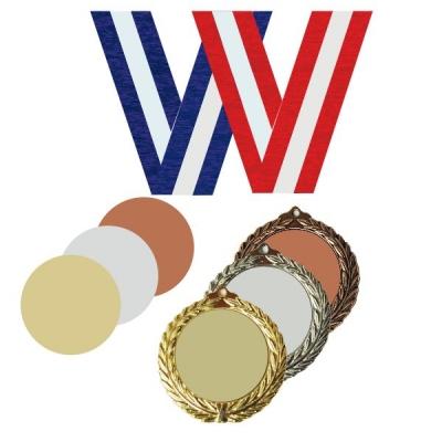 Boş Madalya 07 (100 Adet)