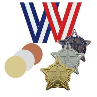 Boş Madalya 09 (100 Adet)