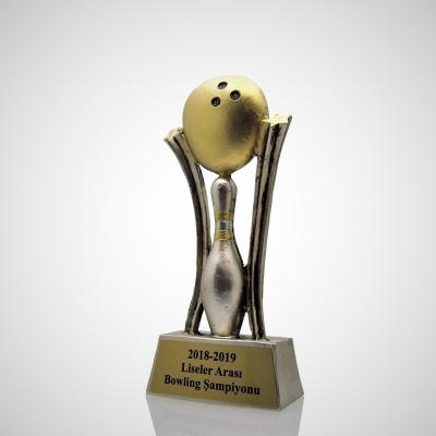 Figürlü Bowling Kupası