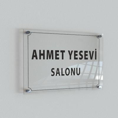Cam Ofis Tabelası-30x40