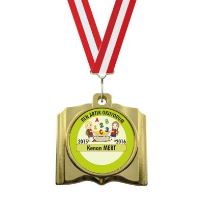 Madalya Kitap Kurdu
