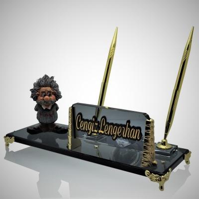 Figürlü Einstein Masa İsimliği