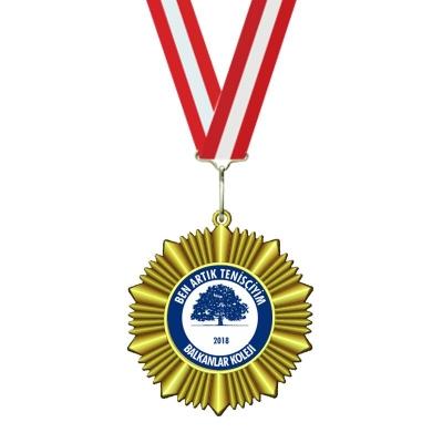 Madalya-19  7 cm