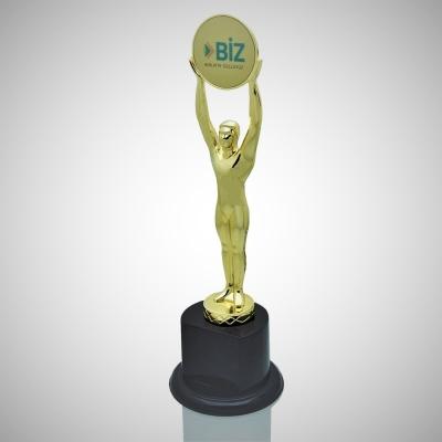 Oscar başarı ödülü hediye