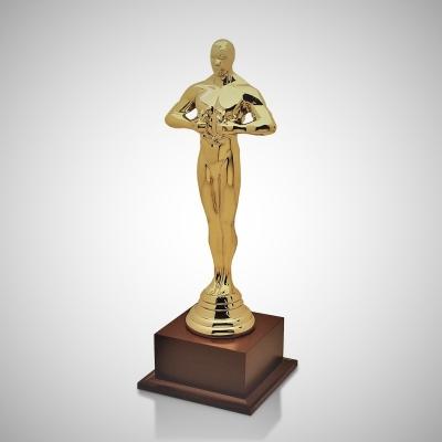 Oscar Plaket Ödül