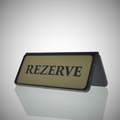 Rezerve Yazısı