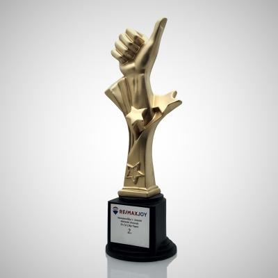 Yıldızlı Başarı Ödülü Kupası