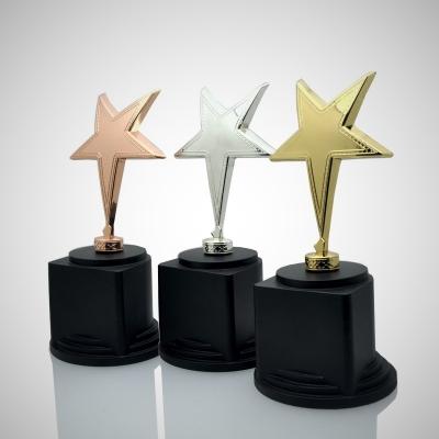 Yıldızlı Ödül Plaket 01