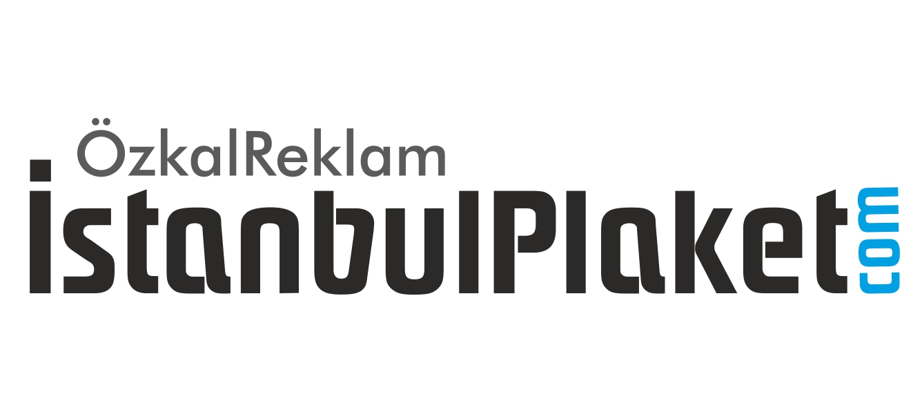 Plaket, Kristal Plaket, Özkal Reklam Kadıköy İstanbul